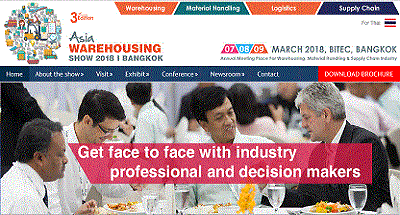 Asia Warehousing Show (AWS)