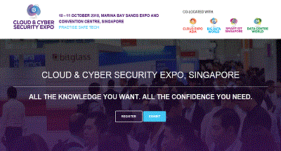 Cloud & Cyber Security Expo Asia