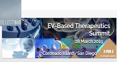 Extracellular Vesicle-based Dx & Rx Summit 2019